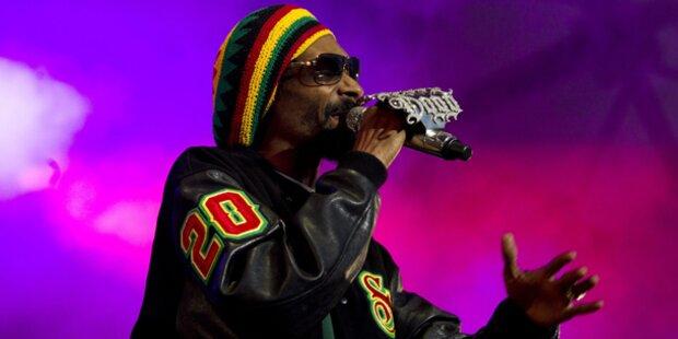 Snoop Dogg hat ausgebellt