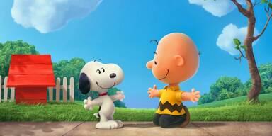 Snoopy in seinem ersten Kinofilm!