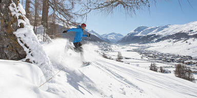 Winter-Aktivitäten in Livigno