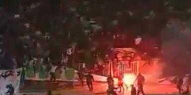 So brutal war die Fußballschlacht in Kairo