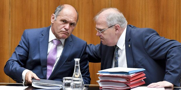 ÖVP-Minister machen Druck auf SPÖ
