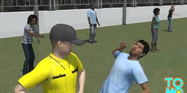 Schiedsrichter wird auf Spielfeld getötet