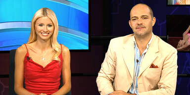 Society TV: Sylvies Sex-Tänzer & Aguilera nackt!