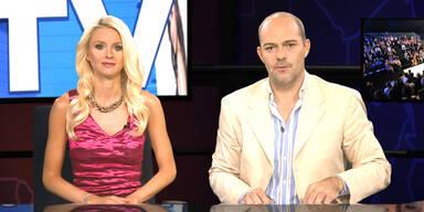 Society TV: MQ Fashion Week & Sylvies Mutter!