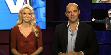 Die neue Society TV Show mit Elton John und Conchita Wurst
