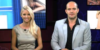 Die Society TV Show mit Robbie, Cathy Zimmermann