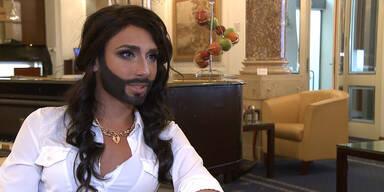 Conchita Wurst im Interview!