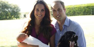 """Prinz William: """"So ist mein Sohn""""!"""