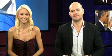 Society TV: Beckers Biografie & Obama