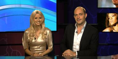 Die Society TV Show mit Rihanna in Wien, Schinkels goes Schlager