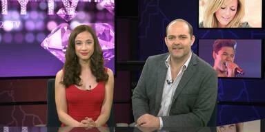 Society TV: Fischer versext Wien & Mancuso als Superheldin