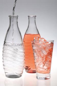 Soda-Club Glaskaraffen