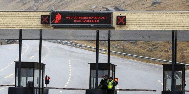 Ticket-Ärger: Sölden-Absage sorgt für Unmut