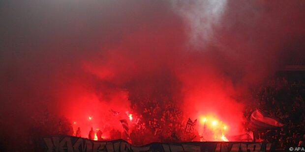 Pangl pocht auf Pyrotechnik-Verbot in Stadien