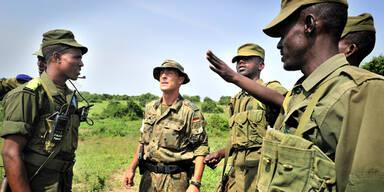 Soldaten Somalia EU