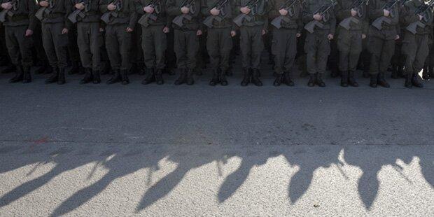 Rekrut (19) starb nach Marsch: Obduktion angeordnet