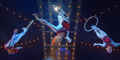 Tickets für den Cirque du Soleil!