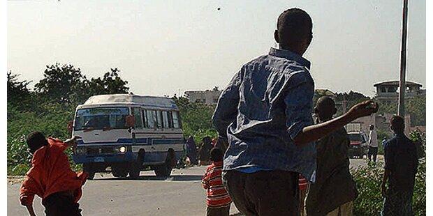 Athiopische Truppen sollen bleiben