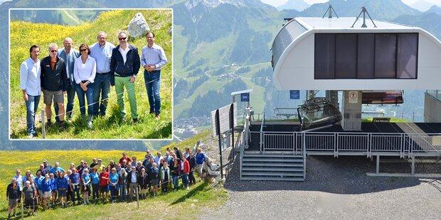 Bergbahnen im Sommer auf Erfolgskurs