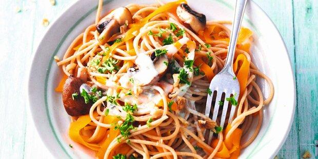 Sommerliche Pasta-Rezepte mit Genussgarantie