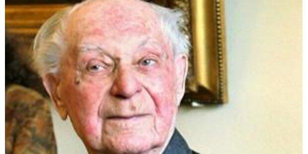 Willy Sommerfeld verstirbt 103-jährig