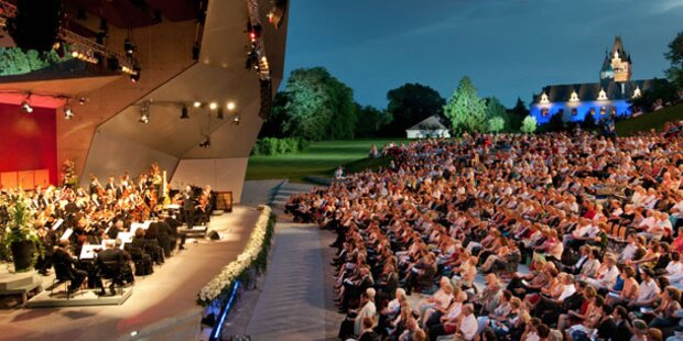Grafenegg-Festival mit Klassik-Stars
