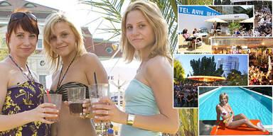 Warmes und sonniges Jahr 2011