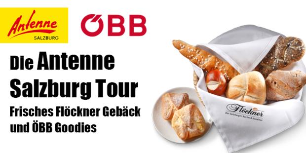 Die Antenne Salzburg Tour