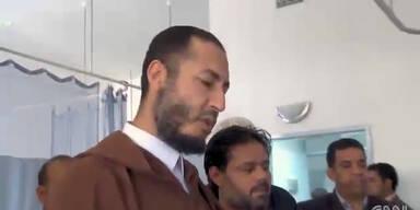 Gaddafis Sohn Saadi nach Niger geflüchtet