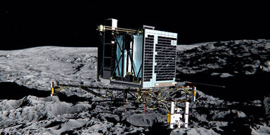 """Rosetta"": Austro-Sonde Philae sucht nach E.T."