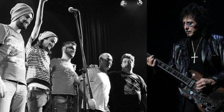 Tony Iommi schrieb armenisches Lied