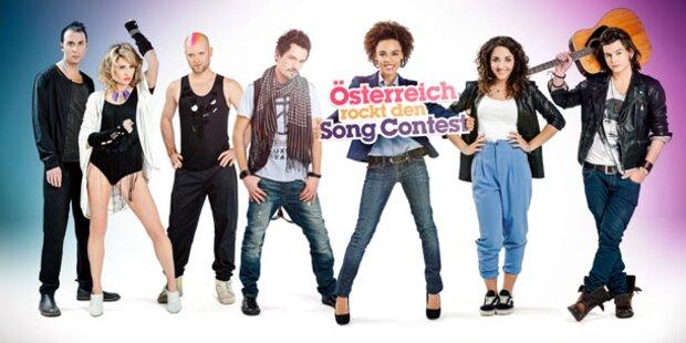Song Contest Act steht bald fest