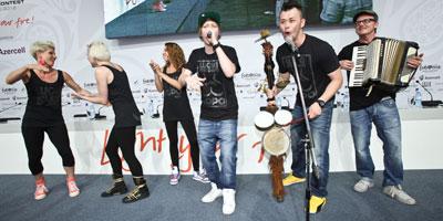 Song Contest - Das Semifinale