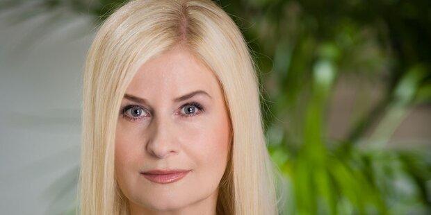 Sarközi wird Chefin der Sberbank Europe