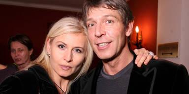 Sonja Sarközi & Dominic Heinzl