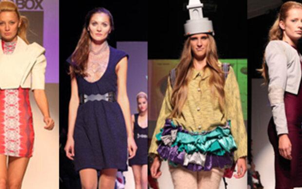 Das Grand Finale der Fashion Week 2010