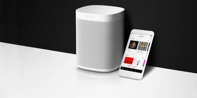 Smarter Lautsprecher Sonos One im Test