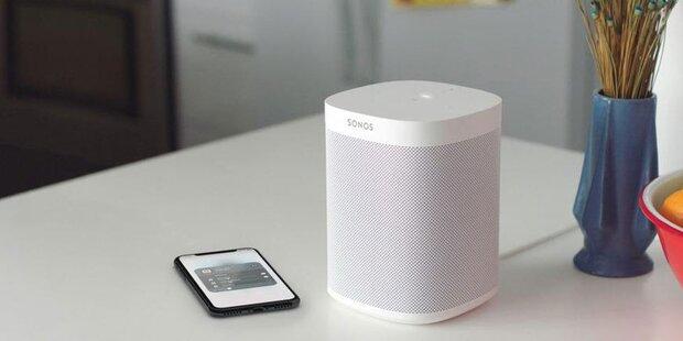 Top-Feature für smarte Sonos-Geräte