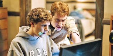 Facebook-Story: Student wird Milliardär