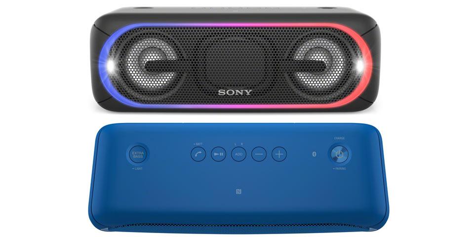 Bluetooth-Lautsprecher Sony SRS-XB40 im Test