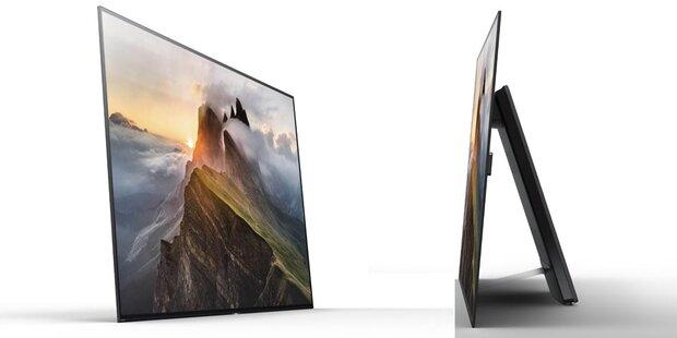 Sonys neue Top-OLED-TVs starten