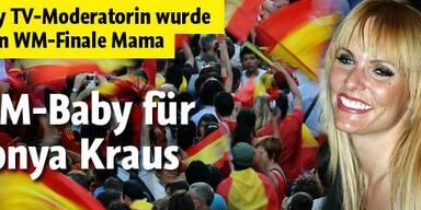 Ein Sohn - Sonya Kraus wurde Mama!