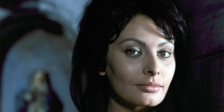 Italiens Weltstar und große Diva - Sophia Loren 75