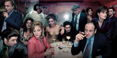 """Drehbuchautoren küren """"Sopranos"""" zur besten Fernsehserie"""