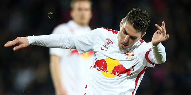 Red Bull Salzburg holt sich Heimsieg