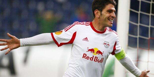 Red Bull Salzburg überollt Ajax Amsterdam mit 3:0