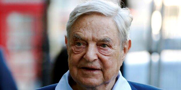 Ungarn-Kritik an VdB wegen Soros-Aussage