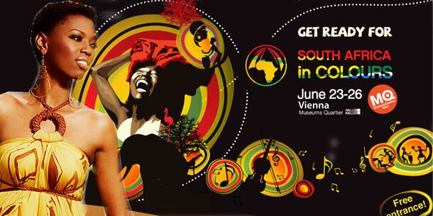 Südafrikanische Kultur erobert Wien