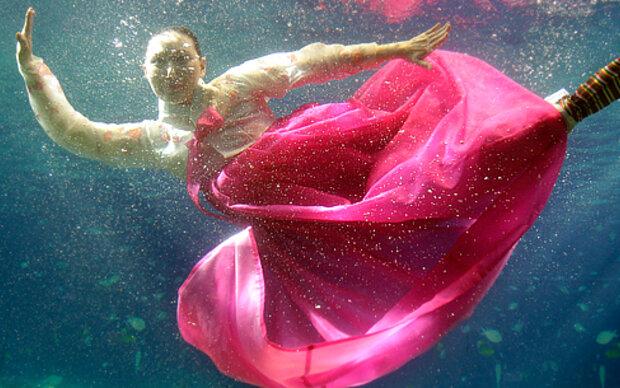Mode für Meerjungfrauen