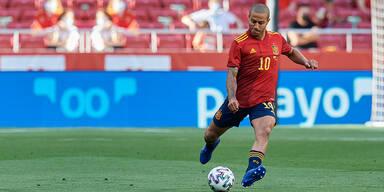 Spanien plant Traum-Start gegen Schweden